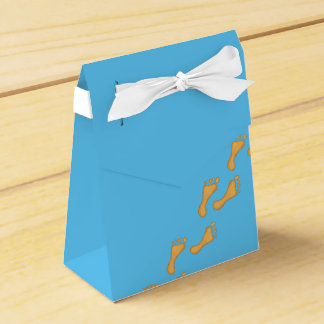 Footprints Favour Box