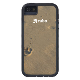 Footprints in the Sand Cover For iPhone 5
