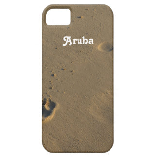 Footprints in the Sand iPhone 5 Cases