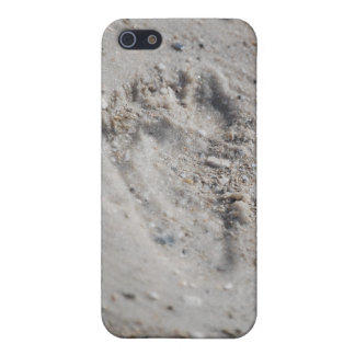 Footprints iPhone 5 Covers