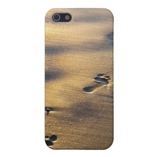 Footprints iPhone case Covers For iPhone 5