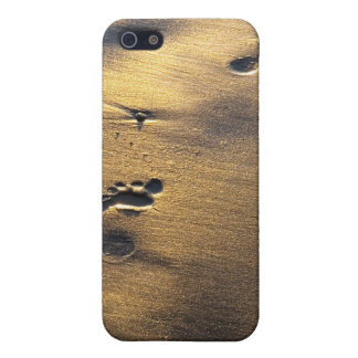 Footprints iPhone case Case For iPhone 5/5S