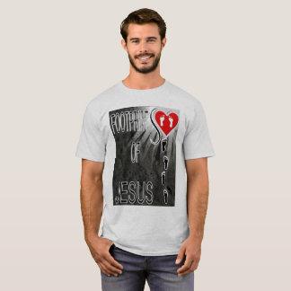 FOOTPRINTS OF JESUS T-Shirt