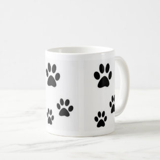 Footprints of kittens beautiful Mug