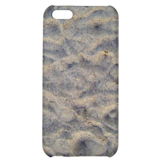 Foots on sand texture iPhone 5C covers