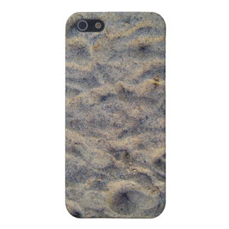 Foots on sand texture covers for iPhone 5