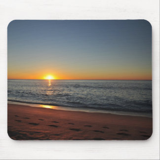 Footsteps by the Sunrise - Cabo Mouse Pad