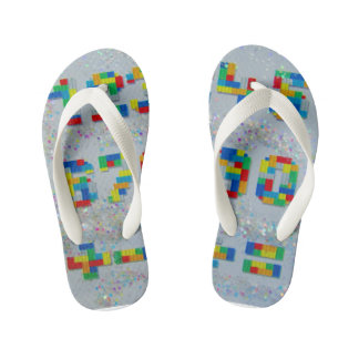 Footware Flip-Flop Fun Kid's Thongs