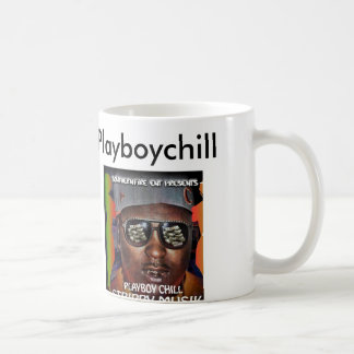 For all fans that support upcoming rappers. basic white mug