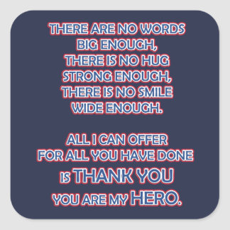 For All Veterans Day Stickers