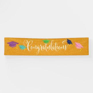 For Amanda Congratulations Graduation Banner