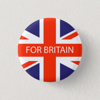 For Britain Badge