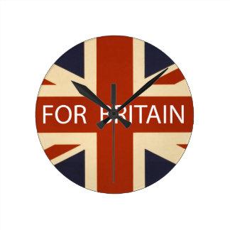 For Britain Clock