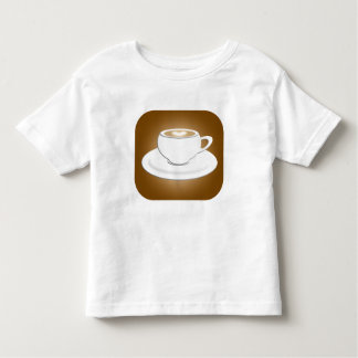 For Cappuccino Kids Toddler T-Shirt