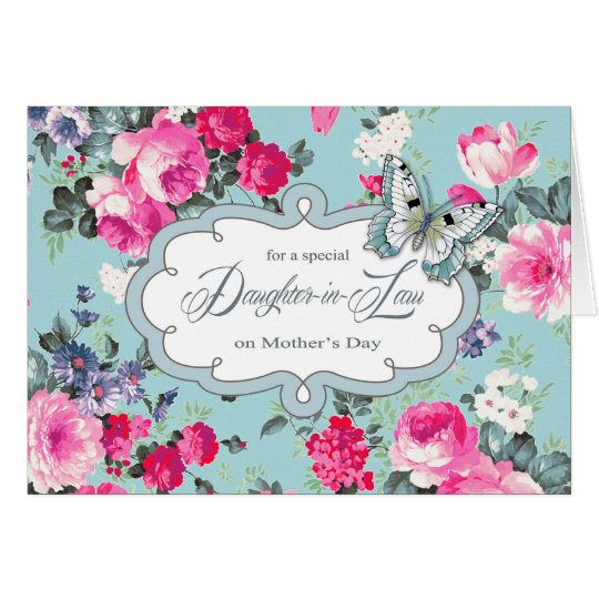 For daughter in law on mothers day greeting cards zazzle for daughter in law on mothers day greeting cards m4hsunfo