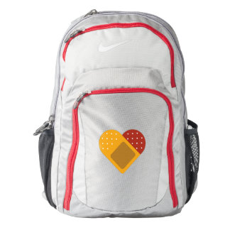 For Doctors and Nurses. Medical Heart. Backpack