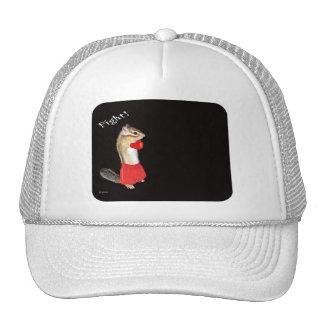 For donationus use 募金用  Chipmunk photo  12 帽子
