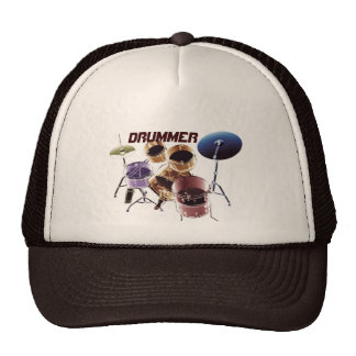 For Drummers | Personalized Gift Cap