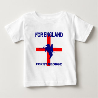 For England For St George Tees