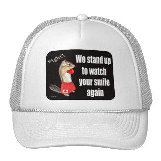 For For donationus use (fund-raising) Chipmunk pho Trucker Hat