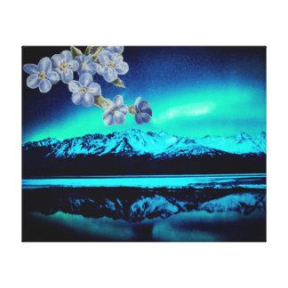 For Get Me Not Alaska Canvas Print