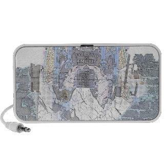 For God & Empire Portable Audio Speaker
