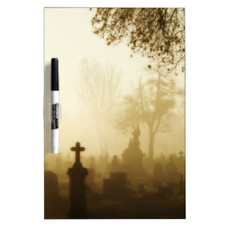 For Gothic Messages Dry Erase Board
