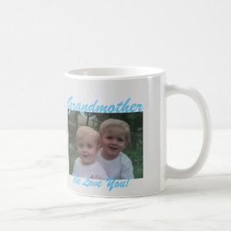 for Grandmother Add your photo gift Mug