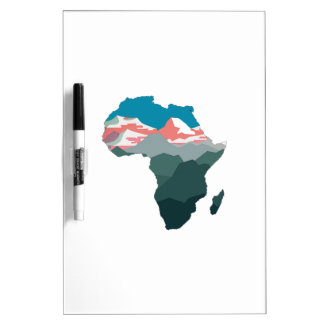 FOR GREAT AFRICA DRY ERASE BOARD