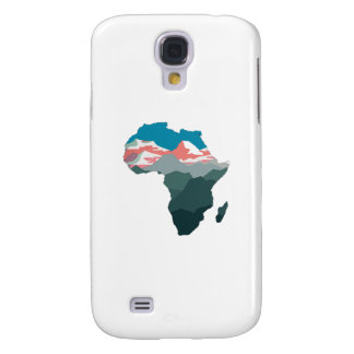 FOR GREAT AFRICA GALAXY S4 COVER