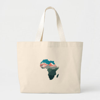 FOR GREAT AFRICA LARGE TOTE BAG
