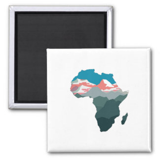 FOR GREAT AFRICA MAGNET