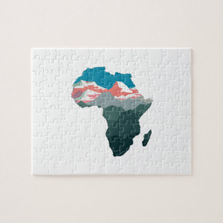 FOR GREAT AFRICA PUZZLE