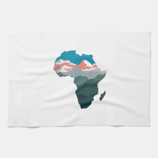 FOR GREAT AFRICA TEA TOWEL