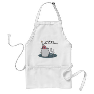 for Hei's a Jolly Good Fellow! Standard Apron