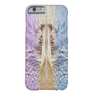 For her digital design on an Iphone case. Barely There iPhone 6 Case