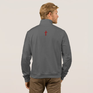 for HIM (adult): cross Jacket