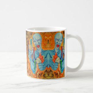 For I am artist repeat art mug