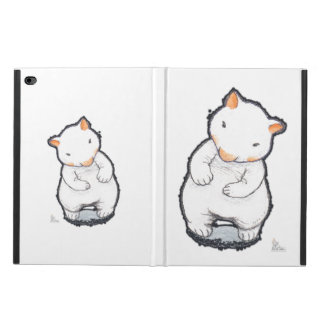 For Ipad air2 without easel two lovely teddy bears Powis iPad Air 2 Case