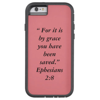 """""""For it is by Grace"""" Iphone 6/6S Phone Case"""