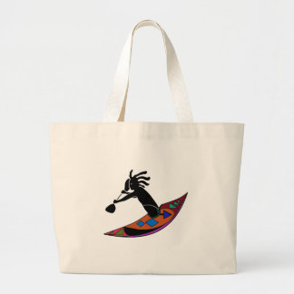 FOR KAYAK VIBES LARGE TOTE BAG