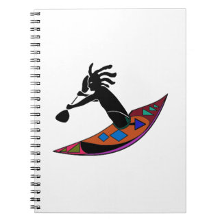 FOR KAYAK VIBES SPIRAL NOTE BOOKS