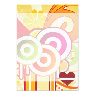 For Kids: Cool Latvia 13 Cm X 18 Cm Invitation Card