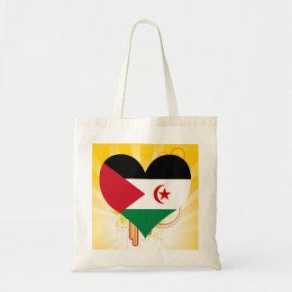 For Kids: Cool Western Sahara Budget Tote Bag