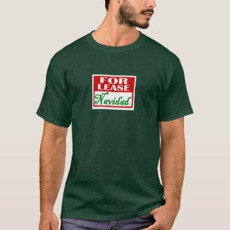For Lease: Navidad T-Shirt