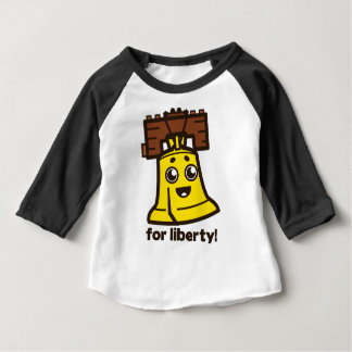 For Liberty Baby T-Shirt