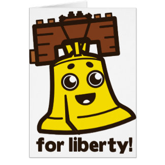 For Liberty Card