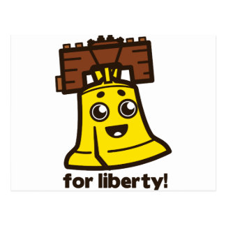 For Liberty Postcard