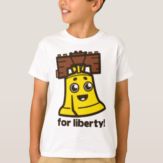 For Liberty T-Shirt