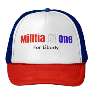 For Liberty Trucker Hat